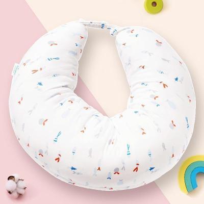 全棉时代宝宝哺乳枕新生儿授乳垫孕产妇托护腰哺乳垫多功能喂奶枕