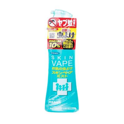 【持久驱蚊】未来(VAPE) Fumakilla Skin 驱蚊喷雾蚊香液 200毫升/瓶