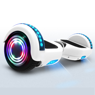 阿尔郎(AERLANG)智能平衡车儿童8-12双轮电动双轮扭扭车代步车 X3E-B 迷你白