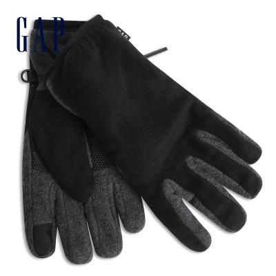 Gap男童簡約純色分指手套473804 洋氣男寶寶時尚手套