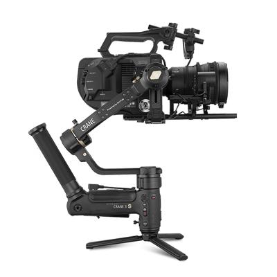 【新品】智云云鶴3S相機穩定器 微單單反穩定器手持云臺 Vlog三軸防抖拍攝云臺 簡易手柄版