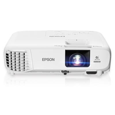 愛普生(EPSON)CB-U05商務辦公投影機 教學會議投影 1080P家用高清投影儀(3400流明 1920×1200超高清寬屏分辨率)