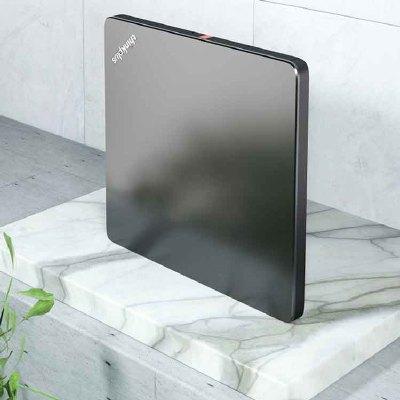 聯想ThinkPad DVD刻錄機雙接口type-c USB外置光驅4XA0F33838升級版36003425