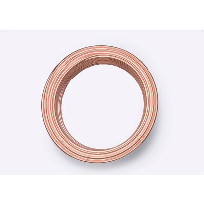 帮客材配 豫七星中央空调铜管(Φ15.88*1mm) 67.8元/kg 55公斤/盘 一盘起售3729元 到物流点需自提