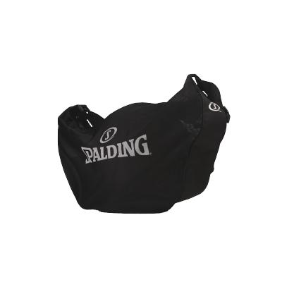 SPALDING斯伯丁旗艦店時尚運動休閑挎包滌綸5L籃球包 籃球袋 30027