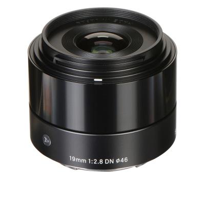 【二手95新】適馬/SIGMA 19mm f/2.8 DN 廣角定焦鏡頭