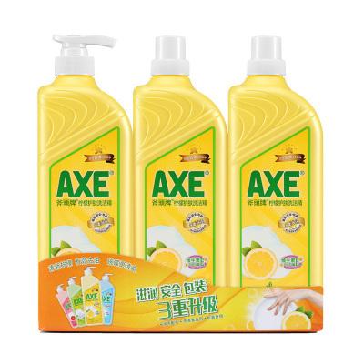 斧頭牌(AXE)檸檬護膚洗潔精1.18kg*3瓶