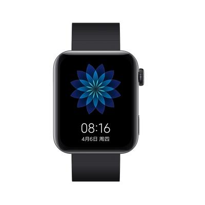 小米(MI) 智能手表标准版 黑色 NFC超快速 高清彩屏内置小爱同学语音操控