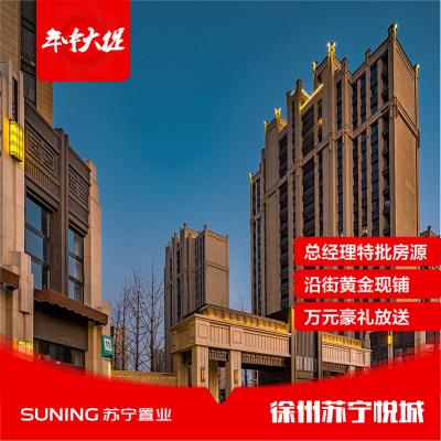 年中大促:徐州蘇寧悅城16-1-103商鋪購買資