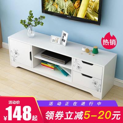 众淘家居客厅卧室仿实木电视柜家用电视机柜子简约现代电视柜茶几组合家具人造板