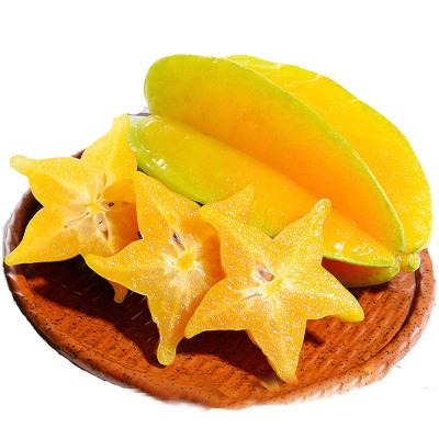 農家楊桃2.5斤 小果5-7個(拍2件合并發貨 )