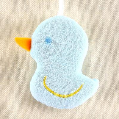 婴幼儿卡通沐浴棉宝宝洗澡神器多功能宝宝洗护沐浴棉