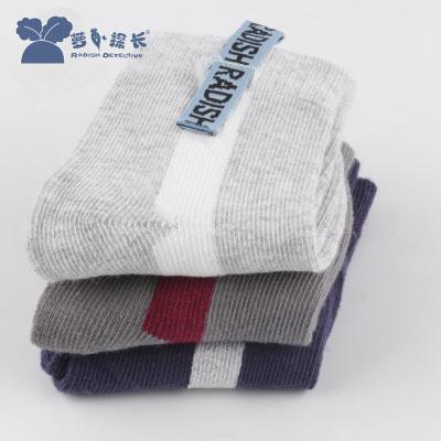 蘿卜探長兒童襪子四季款男女童運動襪嬰兒純棉襪寶寶襪子0-7歲R9H111
