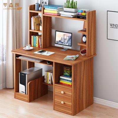羅森朗 簡易電腦桌臺式桌家用現代創意簡約經濟型書桌學生臥室寫字桌