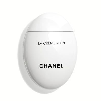 Chanel香奈兒鵝卵石蛋蛋時尚玉手護手霜50ML