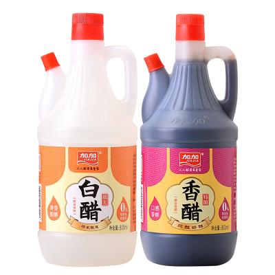 [小蘇農莊]加加套裝 糯米白醋800ml搭配特釀香醋800ml
