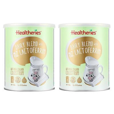 Healtheries 贺寿利 新西兰直邮 原装进口 乳铁蛋白 2g*60小袋 *2