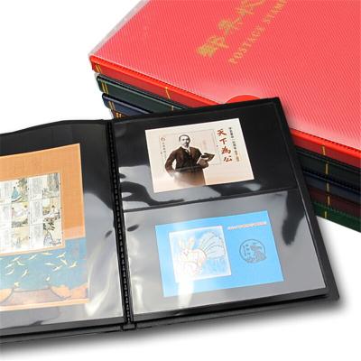 东吴收藏 PCCB 高档集邮册用品 邮票册 小型张 钱币册 空册 1235行 多规格