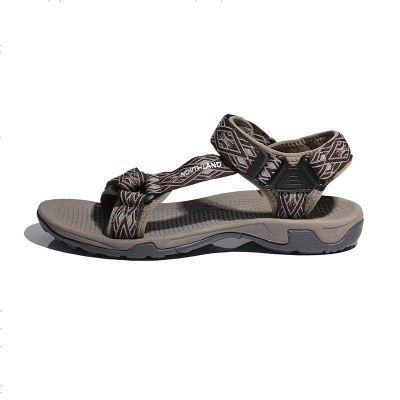 諾詩蘭(NORTHLAND)沙灘鞋戶外春夏男式運動休閑舒適透氣時尚潮流沙灘涼鞋鞋FS075011