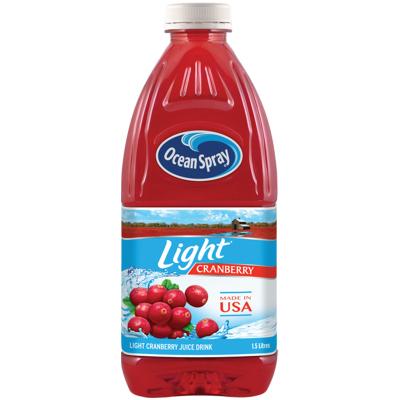 優鮮沛經典蔓越莓原味果汁(減糖低卡) 1.5L