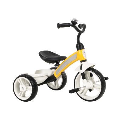 小虎子(little tiger)儿童三轮车小孩宝宝脚踏自行车简约儿童脚踏车T180