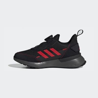 阿迪達斯adidas 2020春 RapidaRun BOA K小童跑步運動鞋FU7314