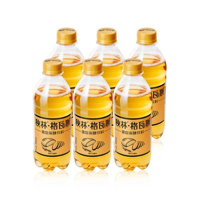 秋林格瓦斯面包乳酸菌發酵飲料350ml*6瓶 網紅飲品