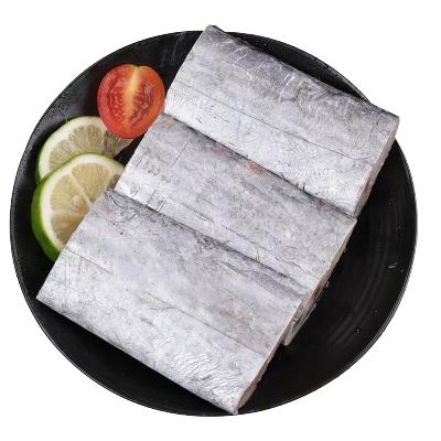 【刀魚段6斤裝 順豐速運】舟山帶魚 特級大深海帶魚超大東海帶魚段 海鮮水產生鮮(凈重3.5-4斤)