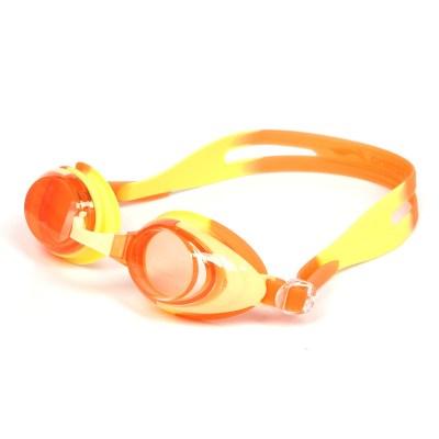 李寧兒童泳鏡女童專業防水防霧高清男童小孩游泳眼鏡潛水鏡裝備