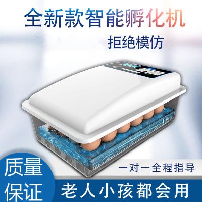 納麗雅(Naliya)孵化器小型家用孵化機全自動智能水床孵蛋器全自動家用型迷你兒童 22枚塑料仿生水床
