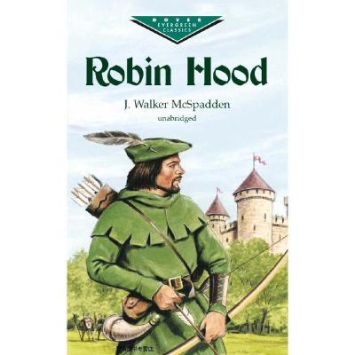 [購買前咨詢]Robin HoodJ. Walker McSpaddenDover Publications