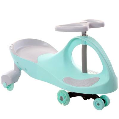 小伯乐(xiaobole)儿童扭扭车普通轮宝宝滑行车全新PP 环保材料健身车 玩具车妞妞车溜溜摇摆车