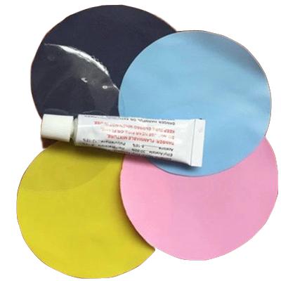 【提供大塊貼片】游泳池修補包充氣床修補貼膠水PVC修補液環保膠 莎丞