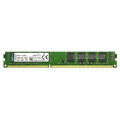 金士頓(Kingston) DDR3 1600 8GB臺式機電腦內存條 兼容1333