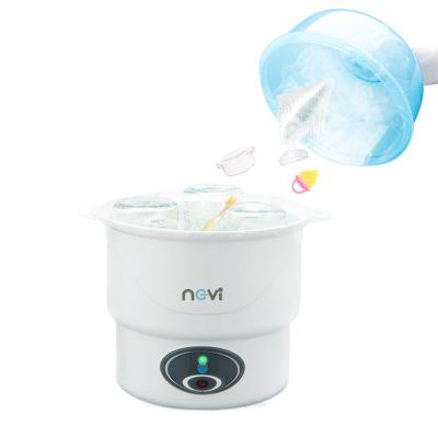 新貝ncvi(奶瓶消毒器)消毒鍋 嬰兒奶瓶消毒器 XB-8602 10分鐘 消毒
