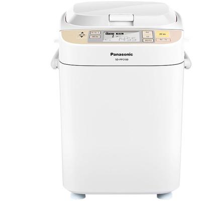松下(Panasonic)SD-PPG100 家用全自動投果料酵母智能面包機 和面 烘烤 發酵 蛋糕 果醬 支持預約功能