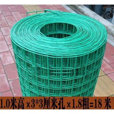 钢丝网护栏网拦鸡栅栏户外防护围墙家用养鸡养殖铁丝网围栏