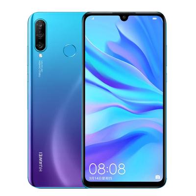 HUAWE HUAWEI IP30國際版 華為P30 Lite 港行自帶谷歌雙卡全網通手機128G 藍色