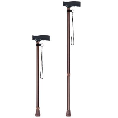 可孚拐杖鋁合金拐杖 老人可伸縮拐棍 老人手杖 老年拐杖 助步器助行拐杖防滑棍子手腳不便Cofoe