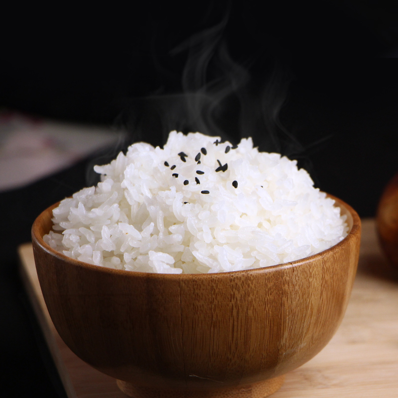 栗稻源 五常大米 五常稻花香2号米 东北大米长粒粳贡米5kg