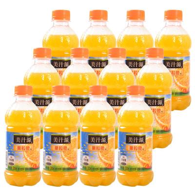 美汁源果粒橙300ml *12瓶