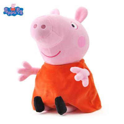 小豬佩奇Peppa Pig毛絨玩具-佩佩無配件 30cm