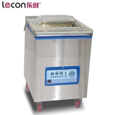 乐创(lecon) DZ-500 工业泵 真空包装机 商用食品真空机 干湿两用冷面大米砖打包装袋抽真空封口机 保鲜机家用