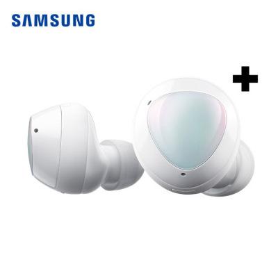 三星 SAMSUNG Galaxy Buds+真無線藍牙入耳式耳機 蘋果安卓通用/音樂/游戲/運動/時尚/通話耳機清幽白