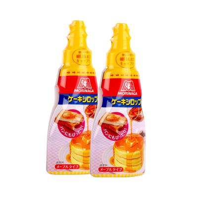【松餅糖漿200g*2】Morinaga/森永日本進口調味糖漿面包甜品烘焙原料松餅糖漿200g*2