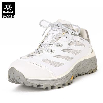 凱樂石戶外男女低幫GTX防水防滑減震越野跑山鞋加厚鞋底