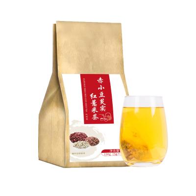 恬小燕紅豆薏米茶養生茶水沖寒芡實茶赤小豆薏仁茶一包150g