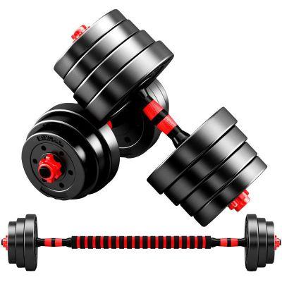 哑铃男士健身器材家用一对20/30/40公斤可调节锻炼杠铃亚玲 莎丞