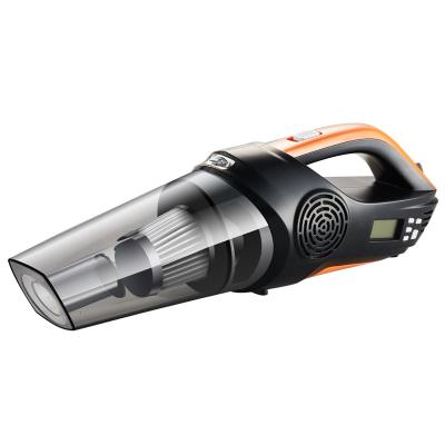 尤利特(UNIT)车载吸尘器 YD-531S充气打气泵数显12V电源手持式便携式专用强力汽车用100w以上大功率四合一