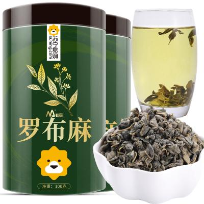 敏昂(M) 新疆羅布麻茶 600克(100g/瓶*6瓶)